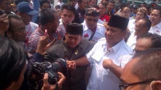Calon Presiden (Capres) Prabowo Subianto. (tribunnews.com)