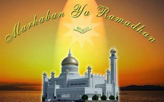 Marhaban ya Ramadhan (ilustrasi).  (lintas.me)