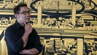 Walikota Bandung Ridwan Kamil terpilih menjadi walikota terbaik dunia bersama 11 walikota lainnya. (tempo.co)
