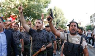 Warga sipil Syiah dipersenjatai di Baghdad (Aljazeera)