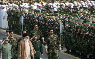 Pasukan Garda Revolusi Iran (beseerah.com)