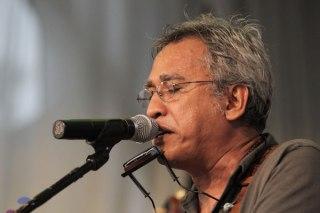 Musisi legendaris Indonesia, Iwan Fals.  (profilbos.com)