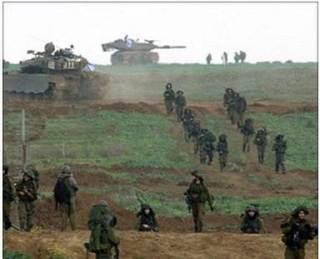 Pasukan angkatan darat Israel (Memo Islam)