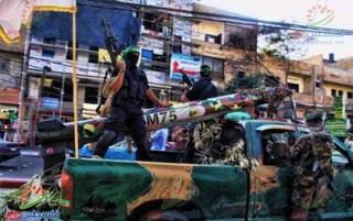 Pejuang Brigade Al-Qassam (paltimes.net)