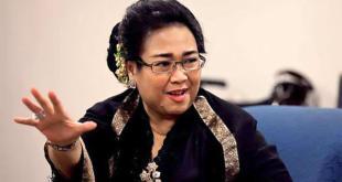 Mantan Ketua Dewan Pertimbangan Nasional Partai NasDem Rachmawati Soekarnoputri. (liputan6.com)