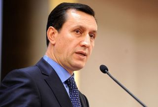Wakil perdana menteri Turki, Amrallah Eichler (Anadolu)