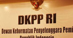 Dewan Kehormatan Penyelenggara Pemilu (DKPP).  (beritaempat.com)