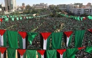 Karnaval di Gaza siang hari ini. (Palestine Times)