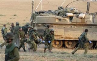 Pasukan militer Israel (islammemo.cc)