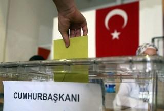 Pemilihan presiden Turki 2014 (Anadolu)