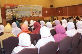 Rapat Koordinasi Daerah (Rakorda) PKS Kota Bandung, Ahad (28/9). (pks.or.id)