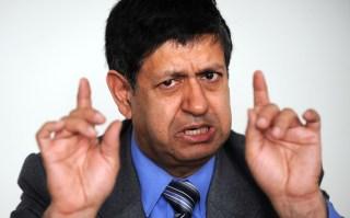 Dr Taj Hrgey, Pelopor pembangunan Masjid khusus kaum homoseksual.  (www.telegraph.co.uk)