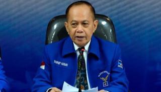 Ketua Harian DPP Partai Demokrat Syarief Hasan.  (viva.co.id)