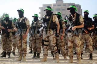 Pasukan pejuang Palestina, Hamas (safa.ps)
