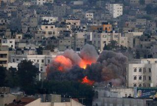 Agresi militer Israel ke Jalur Gaza (safa.ps)