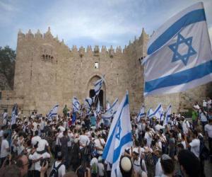Bangsa Yahudi terus berupaya untuk menguasai masjid Al-Aqsha (almokhtsar.com)