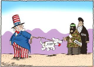 Karikatur yang dimuat The Week Magazine (klmty.net)