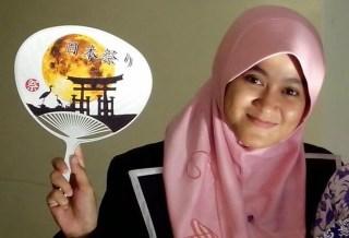 Farikhatul Jannah, Mahasiswi UNNES pemenang dalam Japanese Experience Contest yang diadakan PT Kyoritsu.  (unnes.ac.id)
