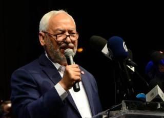 Pemimpin Gerakan Nahdhah Tunisia, Syaikh Al-Ganousyi (islammemo.cc)