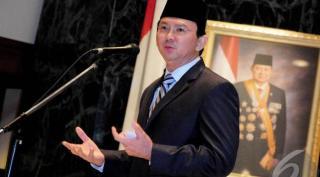 (Plt) Gubernur DKI Jakarta Basuki Tjahaja Purnama (Liputan6)