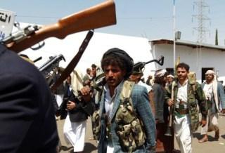 Syiah Hutsi di Yaman (yemenvoice.net)