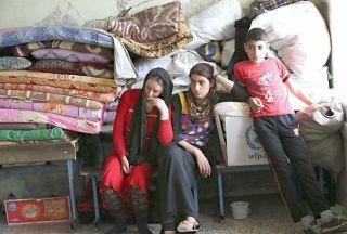 Wanita Yazidi di Irak (alhayat)