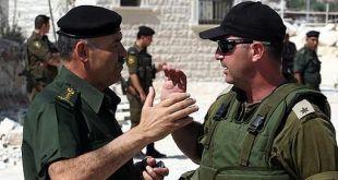Aparat keamanan Otoritas Palestina dan Israel untuk sekian kalainya melakukan koordinasi keamanan (felesteen.ps)