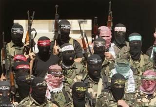 Para pejuang Palestina lintas faksi (islammemo.cc)