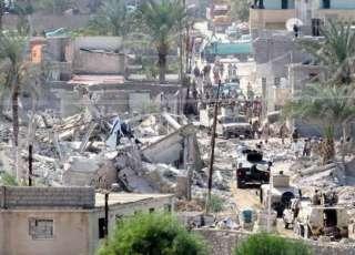 Tentara As-Sisi usir paksa penduduk Sinai (islamtoday.net)