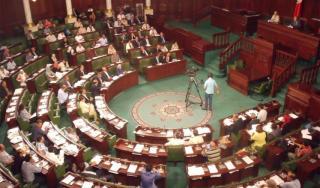 Suasana salah satu sIdang Parlemen Tunisia (aljazeera.net)
