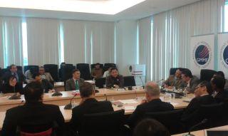Presiden PKS, Anis Matta di Roundtable Discussion Kuala Lumpur. (pks.or.id)