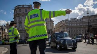 Polisi Inggris (arsip-skynews)