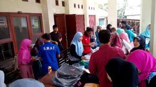 Kegiatan di 10th Jurnalika Fair Akademi Analisis Bogor