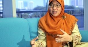 Wakil Ketua Komisi VIII DPR RI dari Fraksi Partai Kesejahteraan (PKS) Ledia Hanifa.  (republika.co.id)