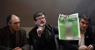Pembuat karikatur di Charlie Hebdo tidak lagi membuat karikatur nabi. (egyptwindow.net)