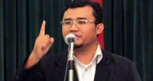 Andriyana, Ketua Umum PP KAMMI. (islampos.com)