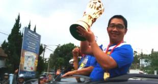Walikota Bandung, Ridwan Kamil. (tribunnews.com)
