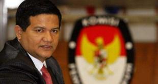 Ketua KPU Pusat, Husni Kamil Manik. (kabarsulsel.com)