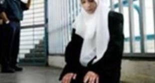 Tawanan Wanita Palestina. (cinehel.files.wordpress.com)