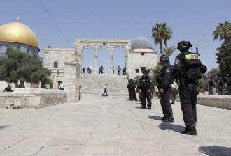 Intifadah Ketiga di Depan Mata