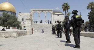 Penodaan Masjid Al-Aqsha oleh Israel (aa.com.tr)