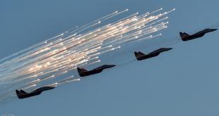 Pesawat Rusia. (skynews)