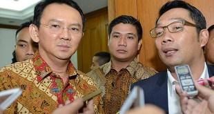 Survei Cyrus Network menunjukkan bahwa Wali Kota Bandung Ridwan Kamil menjadi tokoh yang paling disukai warga Jakarta. (cikalnews.com)