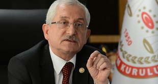Ketua komisi penyelenggara pemilu Turki, Sadi Güven. (sozcu.com.tr)