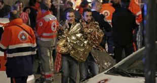 Sedikitnya 153 orang dikabarkan menjadi korban serangan di Paris dan Saint-Denis, tempat Stadion Stade de France berada.  (viva.co.id)
