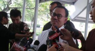 Menteri ESDM Sudirman Said mengumumkan penurunan harga BBM yang perlaku per 5 Januari 2016. (tribunnews.com)