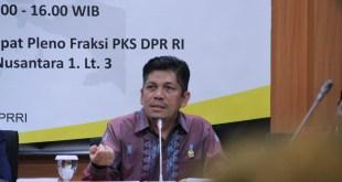 Anggota Komisi VIII DPR RI Iskan Qolba Lubis. (fraksipks.or.id)