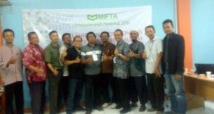 Muslim Information Technology Association (MIFTA) menggelar Musyawarah Nasional (Munas) ke-8 di Aula Graha STT Nurul Fikri Depok pada hari Sabtu (16/4/2016). (Dok MIFTA)