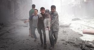 Darurat kemanusiaan di Aleppo (aa.com.tr)