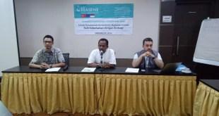 HASENE Germany dan Inisiatif Zakat Indonesia (IZI) melanjutkan kerjasama mereka di tahun 2016 dengan berhasilnya menyelesaikan pendistribusian 2000 paket makanan di berbagai tempat di Indonesia. Jumat, 03 Juni 2016.